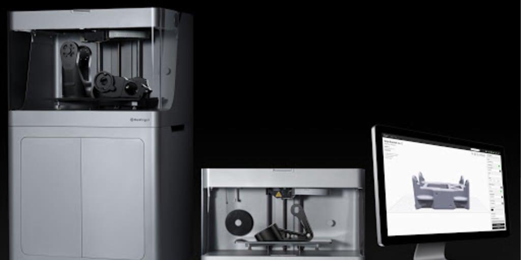 printing markforged